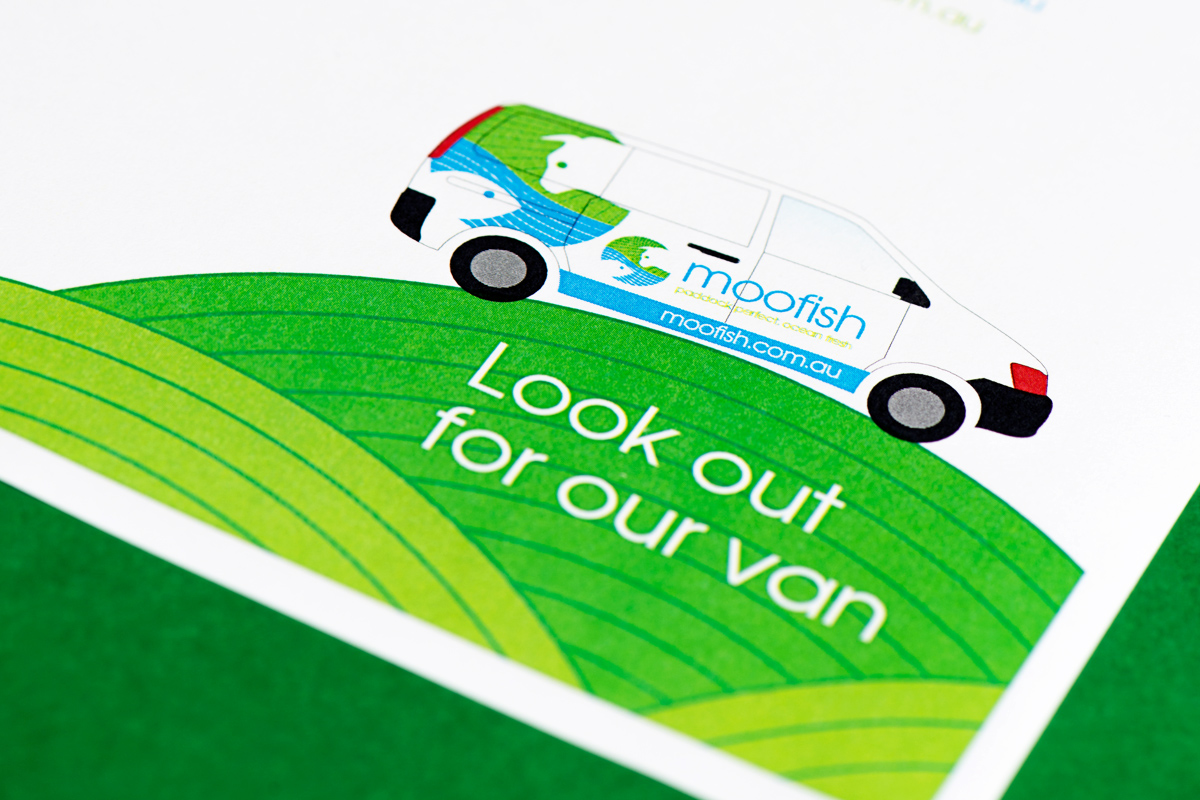 Brand Identity & Stationery Design for Food Wholesaler | Collateral Design Sydney