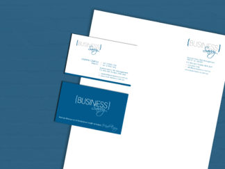 Stationery Design | Brand for Brands Agency | Graphic Design Sydney