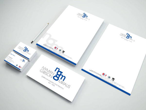 Brand Identity & Collateral Design for Law Firm | Brand for Brands Agency