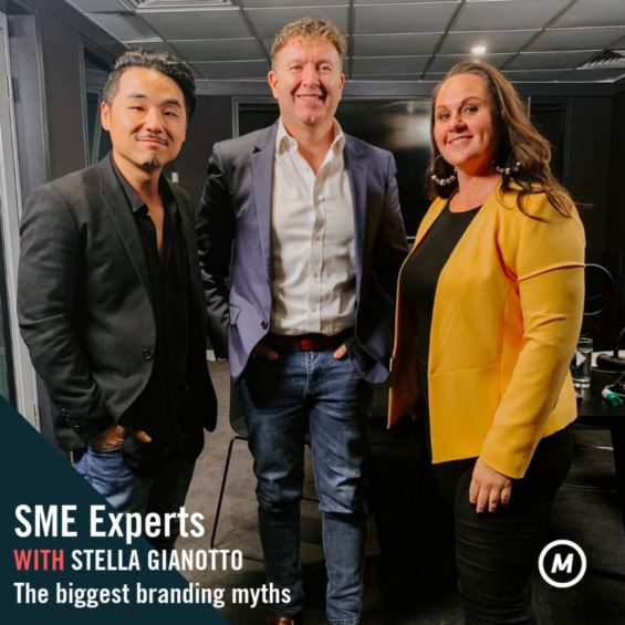 Mentored with Mark Bouris podcast SME Experts