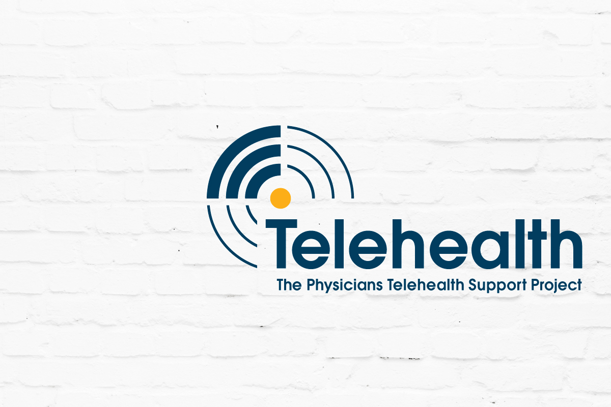 Telehealth Branding, Graphic Design & Website Design